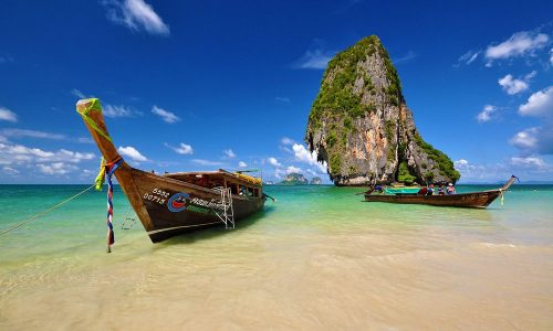 ทัวร์ 4 เกาะ ที่เกาะปอดะ