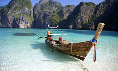 เกาะพีพี อ่าวมาหยา กระบี่