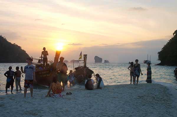 ทัวร์ 7 เกาะซันเซท