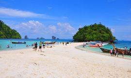 ทัวร์ 4 เกาะ กระบี่