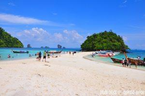 ทัวร์ 4 เกาะ ทะเลแหวก speed boat