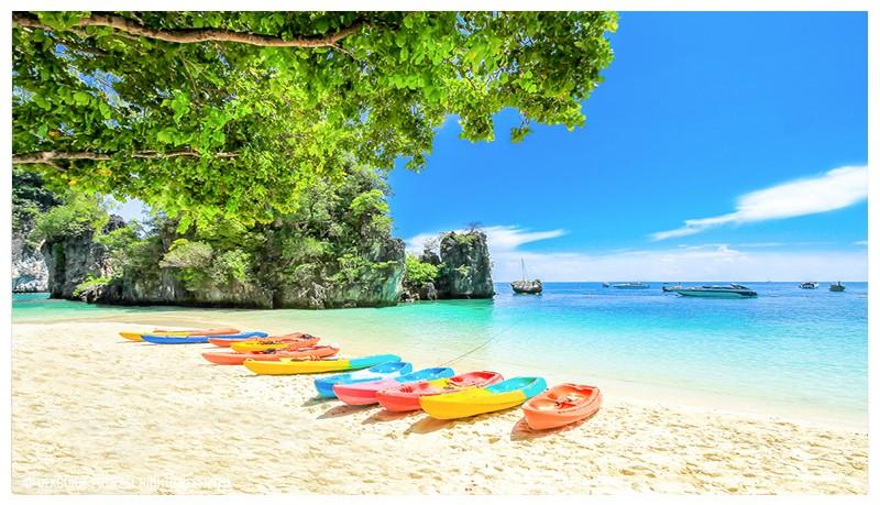 ทัวร์เกาะห้อง + พายเรือคายัค