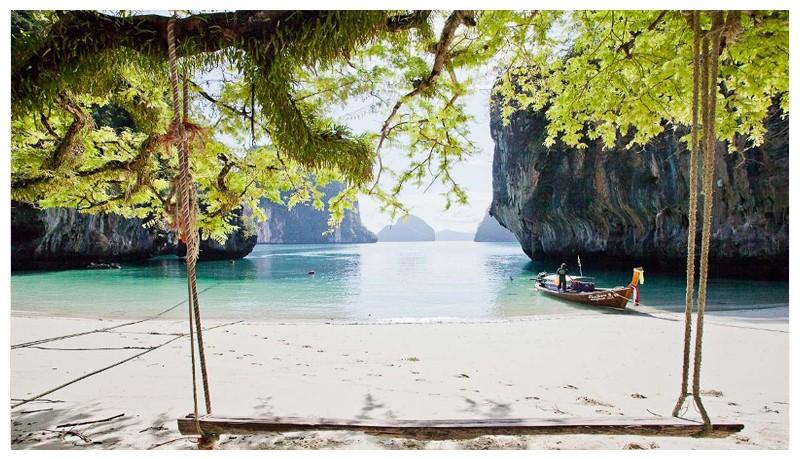 ทัวร์เกาะห้อง + เกาะเหลาลาดิง