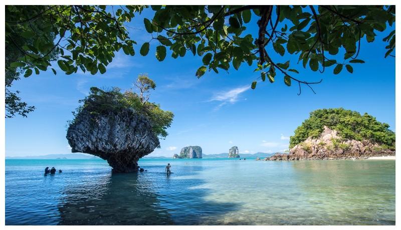 ทัวร์เกาะห้อง + เกาะผักเบี้ย